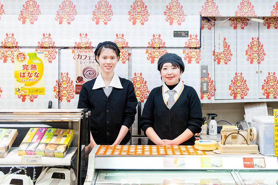 洋菓子のヒロタ トップページ画像