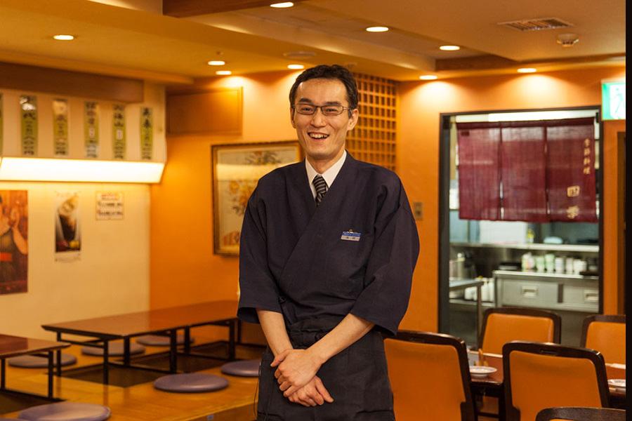 季節料理 梅田四季 トップページ画像