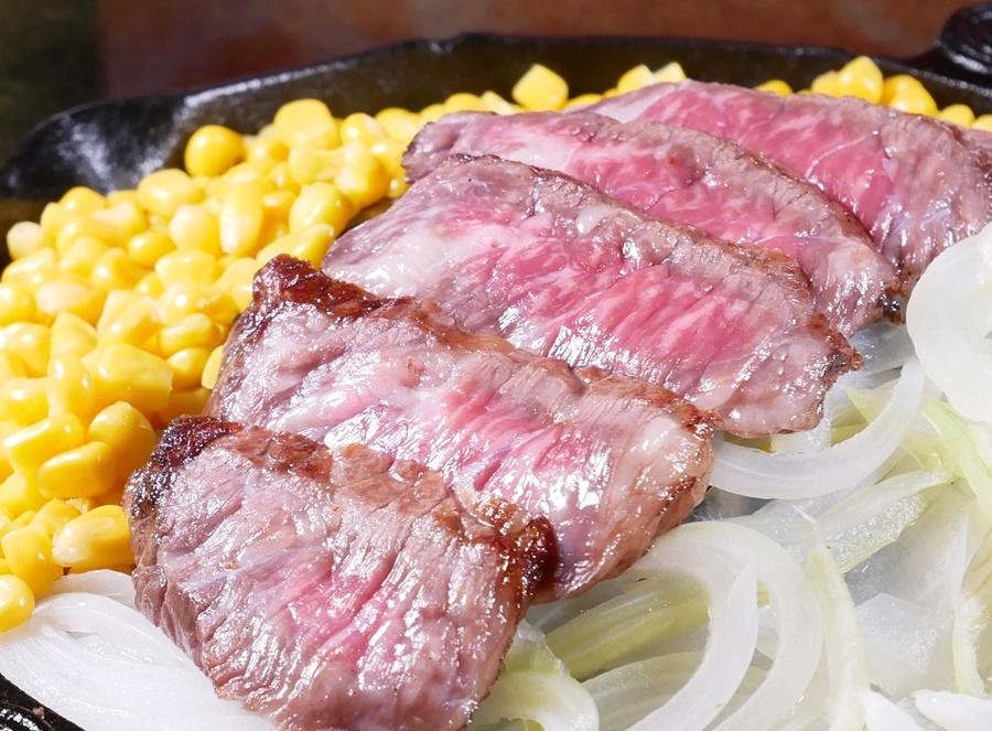 サラリーマンステーキ 画像右2