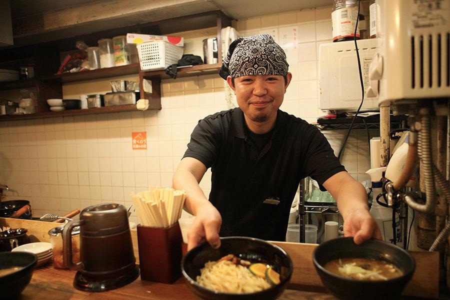 上方つけ麺屋五郎ヱ門 トップページ画像