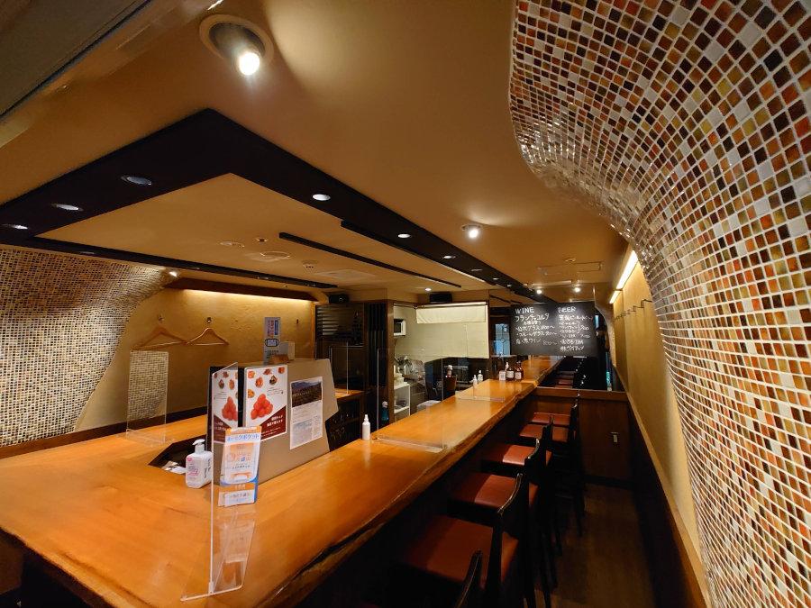Wine Bar Binario トップページ画像
